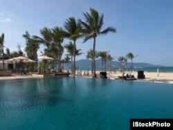 Một khu nghỉ mát ở Đà Nẵng