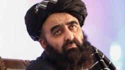 د طالبانو د حکومت د خارجه چارو نګران وزیر امیرخان متقي