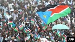 Republika e Sudanit të Jugut bëhet shteti më ri në botë