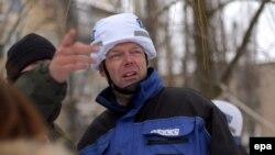 Yevropada xavfsizlik va hamkorlik tashkiloti kuzatuvchilari missiyasi rahbarining o'rinbosari Aleksandr Xuk