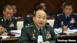 Pejabat tertinggi Militer Kerea Selatan, Jung Seung-Jo, menangguhkan pertemuan di Washington karena meningkatnya ketegangan dengan Korea Utara (Foto: dok).