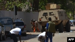 En images : l'attaque de Ouagadougou