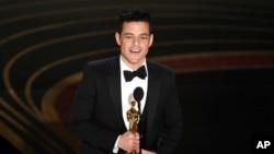 رامی ملک برنده جایزه اسکار