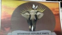 IMthwakazi Republic Party Yaliswa Ukuthi Isebenzise Uphawu Lwendlovu Kukhetho Oluzayo