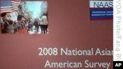 2008全美亚裔政治参与度调查