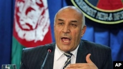 Afghan Attorney General Mohammad Ishaq Alako (file photo)
