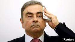 8 Ocak 2020 - Ev hapsindeyken Japonya'dan Beyrut'a kaçan Nissan'ın eski CEO'su Carlos Ghosn