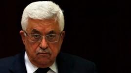 Palestinian President Mahmoud Abbas (File)