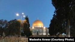 قبتہ الصخرہ، وہ مقام جہاں سے نبی ِکریم ﷺ معراج کے سفر پر روانہ ہوئے