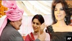 پرانے بھارتی فلم فنکاروں کی واپسی