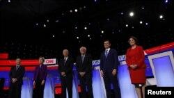 Дебаты демократов в Айове, 14 января 2020 года