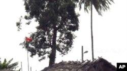 Wasu bukkoki a yankin Niger Delta dab da gaba