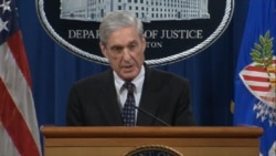 Special Counsel Mueller Speaks on Russia Investigation