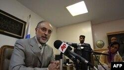 Ngoại trưởng Iran Ali Akbar Salehi