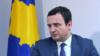 Kurti: Između predsednika Kosova i Srbije postoji sporazum