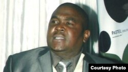 Former Gweru Mayor Hamutendi Kombayi. (Photo: Hamutendi Kombayi Facebook Page)