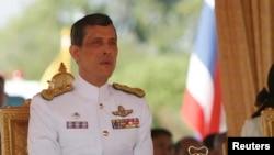 Thái tử Maha Vajiralongkorn.
