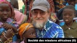 Le prêtre italien Pier Luigi Maccalli a été enlevé au Niger, le 18 septembre 2018. (Société des missions africaines)