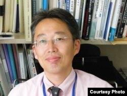 마키노 요시히로 미국 존스홉킨스 국제대학원 방문연구원