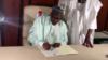 Presiden Nigeria Berpidato untuk Pertama Kali pasca Cuti Sakit