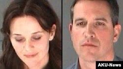 Reese Witherspoon y su marido James Toth fueron arrestado ebrios en una carretera de Atlanta, Georgia.