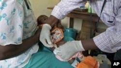 Autoridades moçambicanas registam avanços na luta contra a malária - 3:17