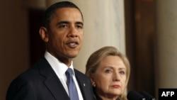 Белый дом защищает ответ США на беспорядки в Ливии