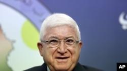 Irak'ın yeni Cumhurbaşkanı Fuad Masum