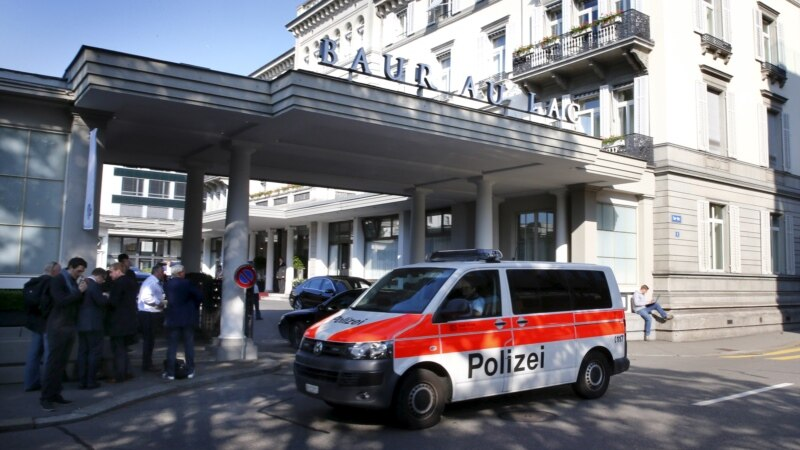 Swiss Police Arrest FIFA Officials in US Corruption Case