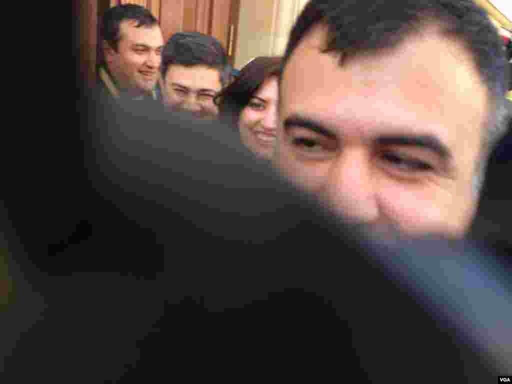 İntiqam Əliyev azadlıqda
