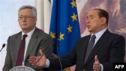 Berluskoni: plani i ri ka marrë miratimin e zyrtarëve të lartë evropianë
