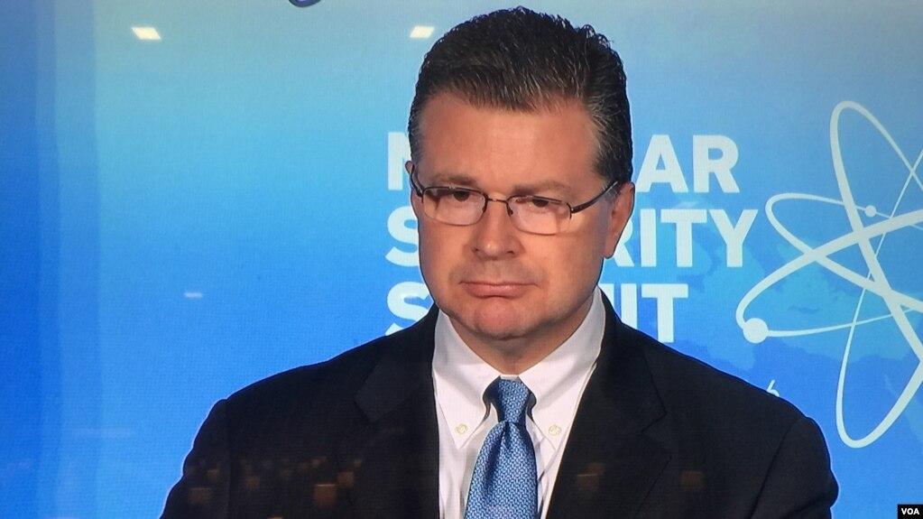 Ông Daniel Kritenbrink, Giám đốc đặc trách Á Châu sự vụ tại Hội đồng An ninh Quốc gia. (Ảnh VOA)