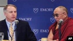 Dalai Lama Visits Atlanta