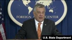 Ambassador Michael Kozak from the Bureau of Democracy, Human Rights, and Labor