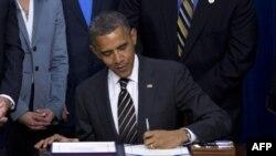 لايحه «استاک» با امضا اوباما به قانون تبديل شد