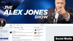 La suspensión no afecta a la cuenta de Infowars, la página web fundada por Alex Jones.