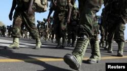 Militer Burundi terlibat bentrokan bersenjata dengan pemberontak (foto: ilustrasi).