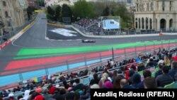 Formula 1, Bakı