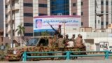 Military deployed in Khartoum, Sudan, following coup