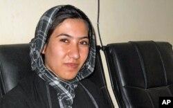 شکوفه مرتضوی، سینماگر در هرات