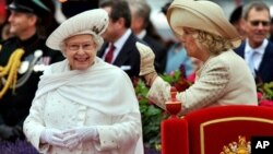 Britanska kraljica Elizabeta II