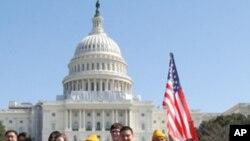 在美國的越南人不斷為越南的民主自由而發聲(資料圖片)