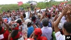 Myanmar Suu Kyi Election