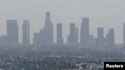 Los Angeles es la ciudad con peor calidad del aire según un reciente informe.