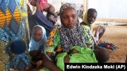 Izbeglice koje su pobegle od nasilja ekstremističke grupe Boko Haram