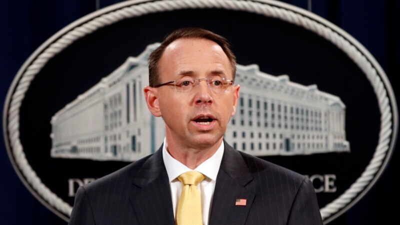 امریکی صدارتی انتخابات میں مداخلت کے جرم میں 13 روسیوں پر فرد جرم عائد