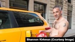 NYC Taxi Driver Calendar, 2018