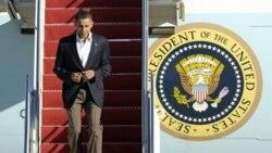 پایان سفر ده روزه باراک اوباما به آسیا