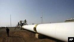 قرار داد پایپ لاین گاز بین افغانستان و ترکمنستان