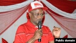 Gaston Sindimwo yahoze ari icegera c'umukuru w'igihugu mu Burundi